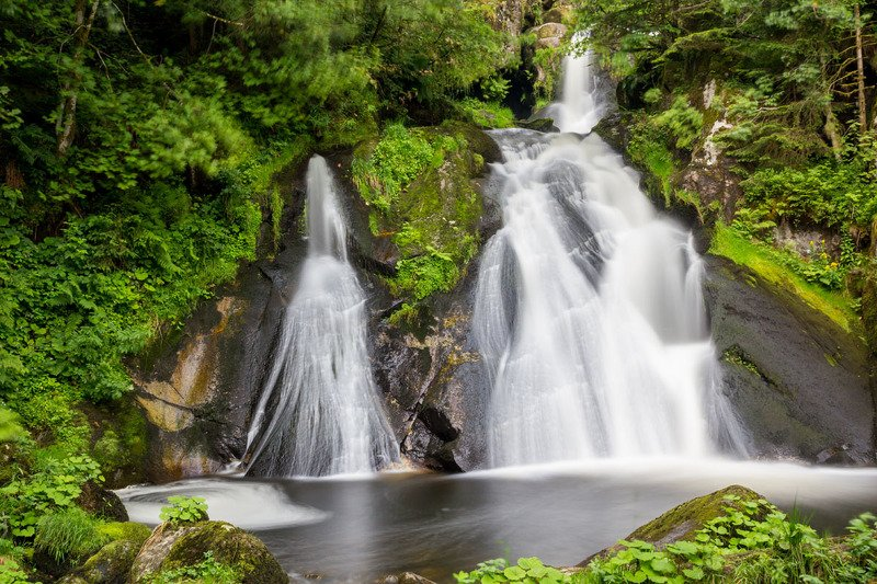 Triberg waterfallsphoto preview
