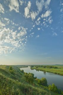 река Сосна