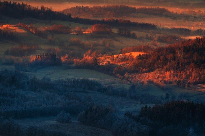 landscape,canon,mist,light,autumn In Lands I Never Saw....photo preview