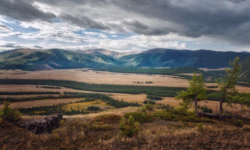 Вид с перевала Тьюмойнакphoto preview
