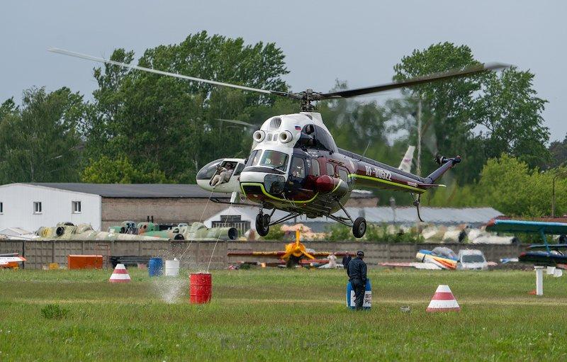 небо, вертолеты, споттинг Битва Вертолетовphoto preview