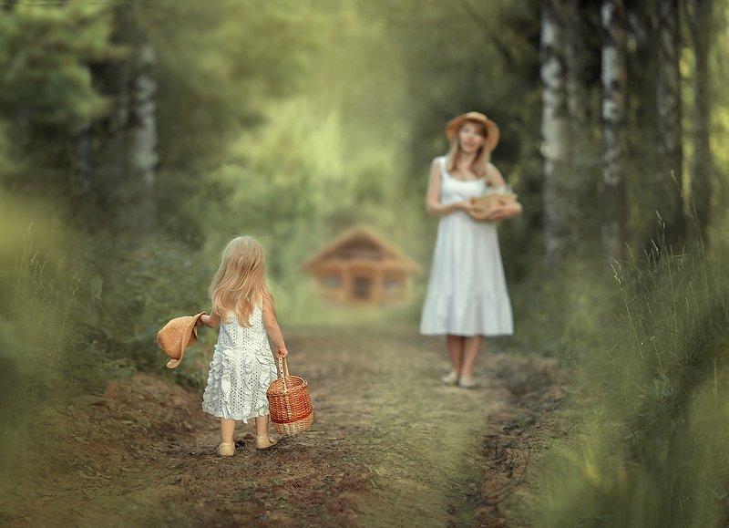 family, child, baby, семья, портрет, дети Однажды в сказкеphoto preview