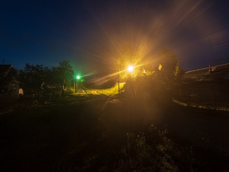Туманной майской ночью...photo preview