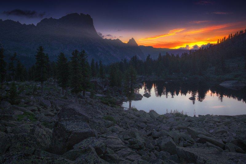 ергаки, горы, саяны, западныйсаян, сибирь, фототур Утро фотографа фото превью