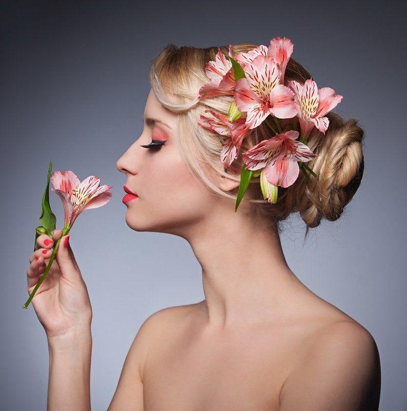 flower girlphoto preview