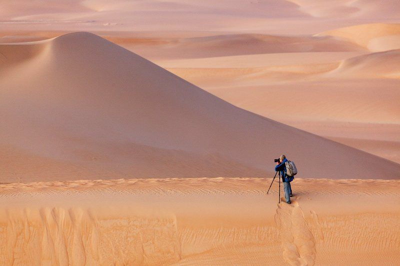 egypt, sahara, great sand sea Про увлечённого фотографаphoto preview
