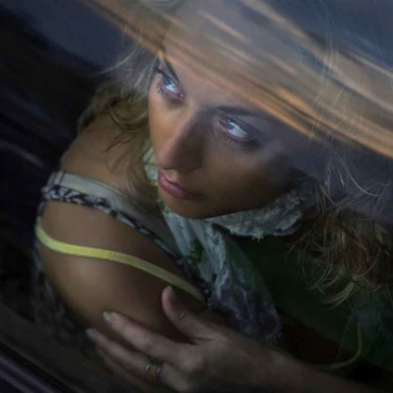 photoshop, course, composition, woman, композиция ***photo preview