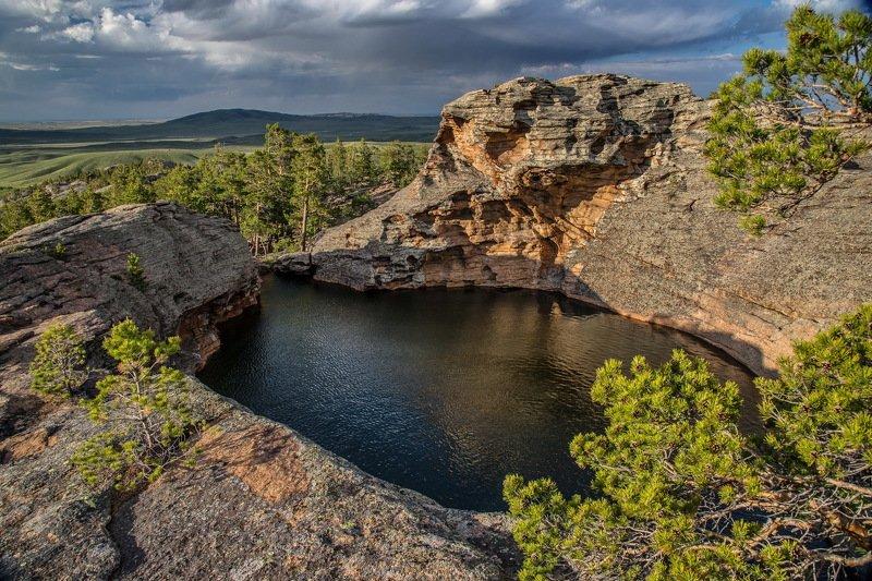 горы Озёра Каркаралинска.photo preview