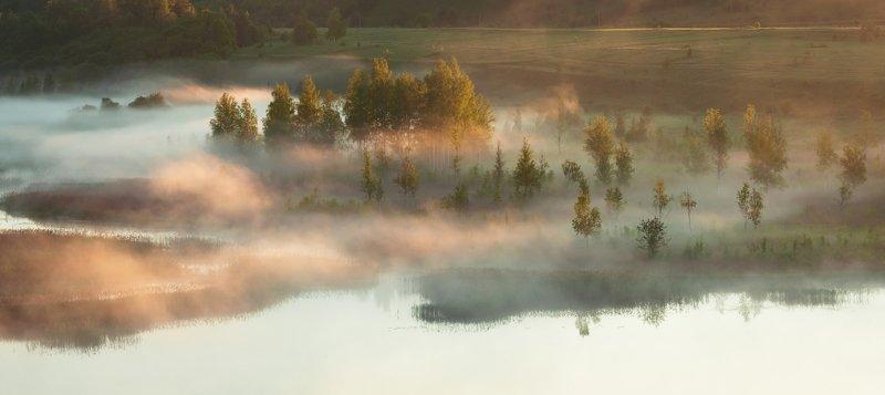 псков Солнечный туман.photo preview