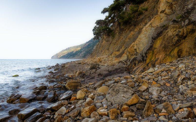 утро , море , прасковеевка На берегуphoto preview
