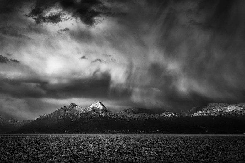 norway,landscape,storm,mountains,rain the power of naturephoto preview