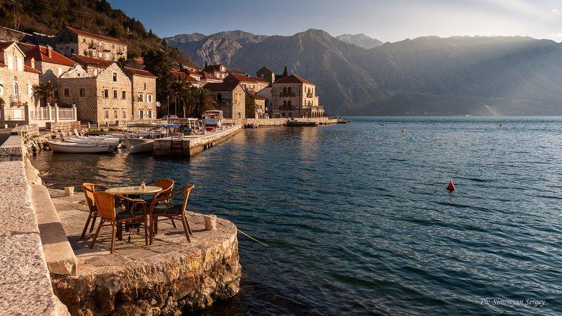 черногория, пераст Would you like a cup of tea?photo preview