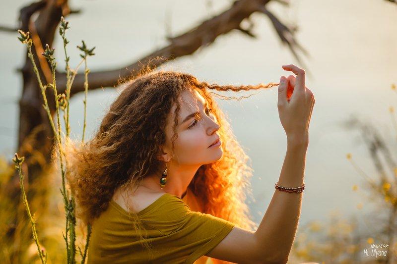 Я заплету в твои волосы вечностьphoto preview