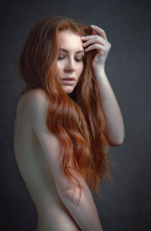female, portrait, mood, sensuality, sexy, sensual, woman, adult, face, people, one, person, look, retro, picture, tenderness, desire ЛЕНКАphoto preview