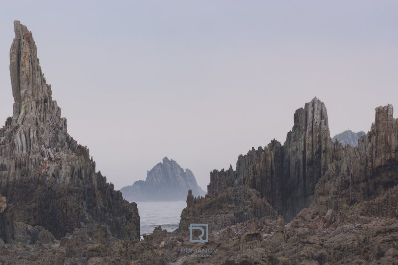 гора, небо, облака, закат, вода, море, пляж, морской пейзаж, хребет, синий, скалы, восход, рассвет, горная вершина, Плайя, Гуэйруа, Испания, Флиш Pre-dawn touch from behind the line of horizon - Предрассветное прикосновение из-за линии горизонтаphoto preview