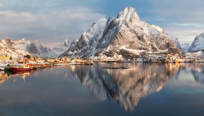lofoten, norway * * *photo preview