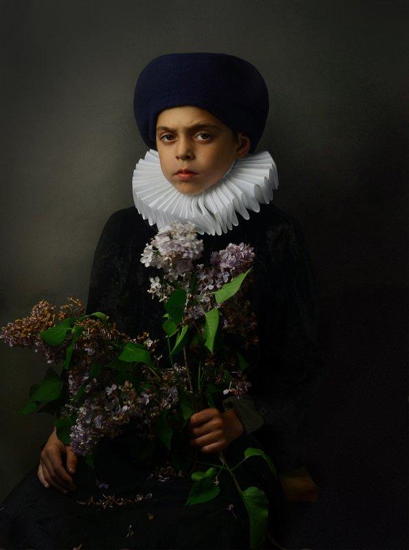 Живописный портретphoto preview