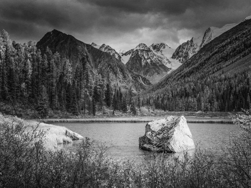 алтай,горы каменное сердцеphoto preview