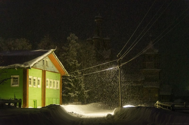 Ночь в Кимжеphoto preview