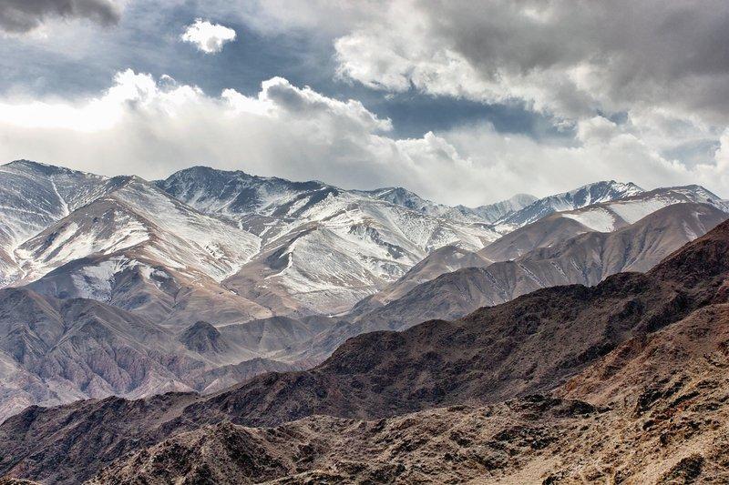 кыргызстан, горы Дыхание весныphoto preview
