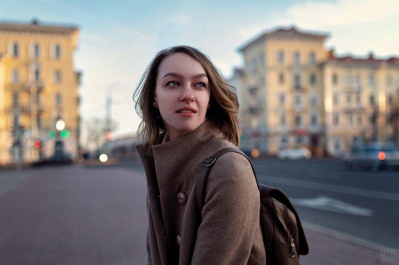 девушка, портрет Марианнаphoto preview