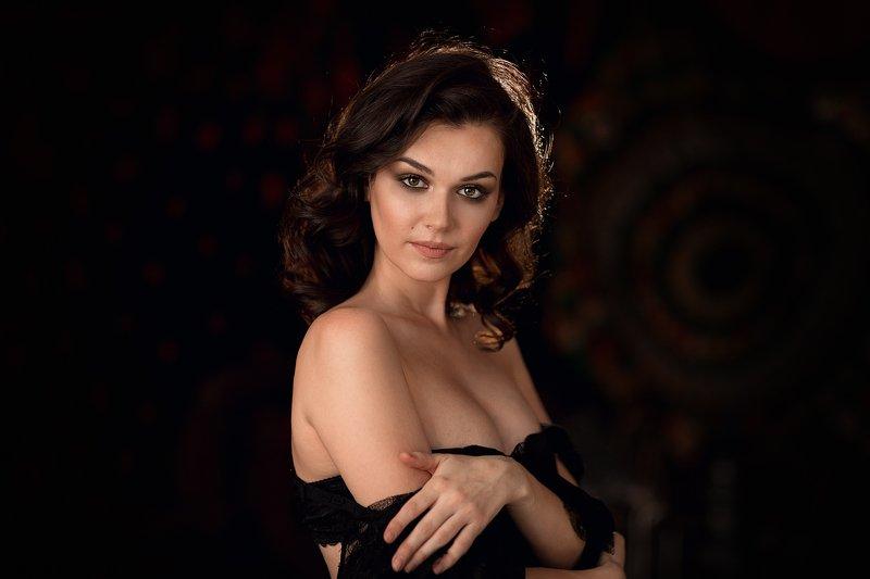 портрет красота девушка арт Любаphoto preview