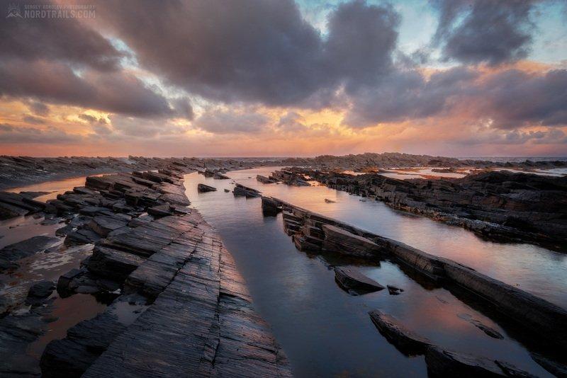 кольский, кольский полуостров, рыбачий, рыбачий полуостров, север Полуостров Рыбачийphoto preview