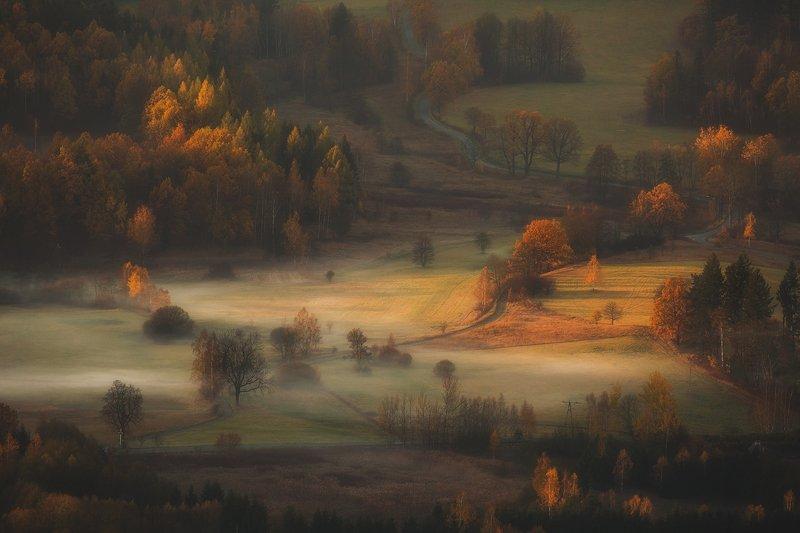landscape,canon,mist,light,autumn Speak of the Sun.photo preview