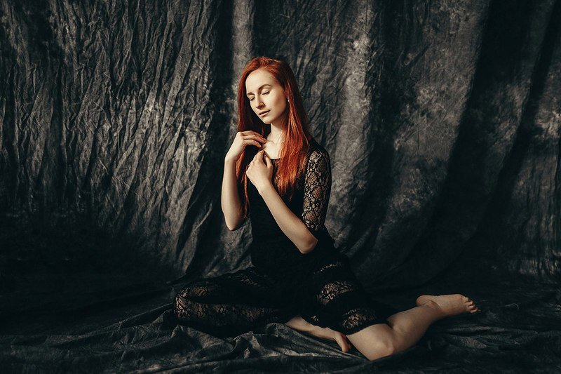 портрет, модель, арт, art Катеринаphoto preview
