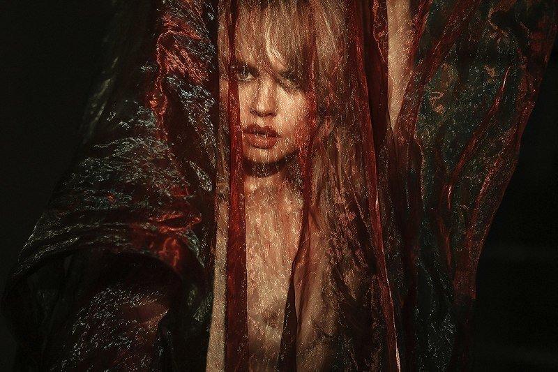 портрет, модель, арт, art, ню, nude Анастасия Щегловаphoto preview