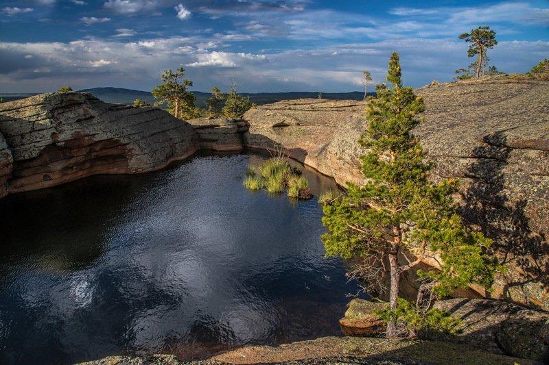 горы Озёра  Каркаралинскаphoto preview