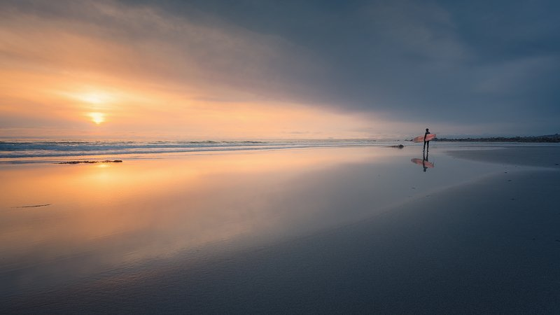 surfing,sea,light,norway,people,sport,sunset Surferphoto preview