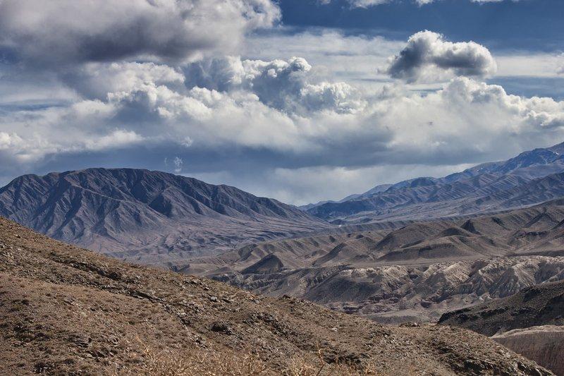 кыргызстан, горы Фантазии древних морейphoto preview