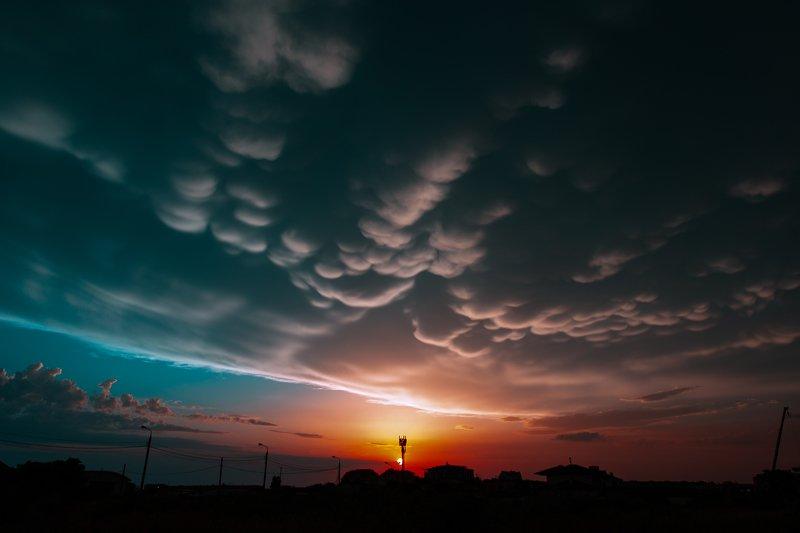 облака,небо,закат Небеса.photo preview