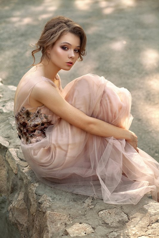 girl, beautiful, девушка, красота, глаза, portrait, #fineart Лида.photo preview