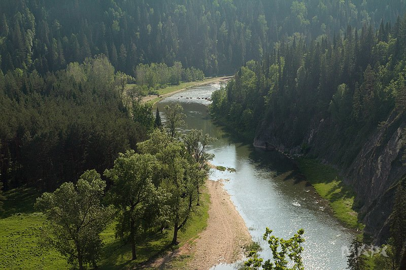 пейзаж река зилим башкирия Зилимphoto preview