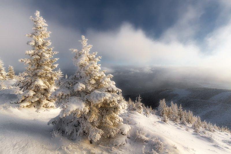 landscape,canon,sunrise,winter,mountains Winter Morningphoto preview