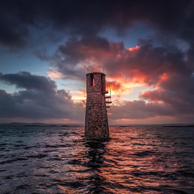 Ballycurrin Lighthousephoto preview