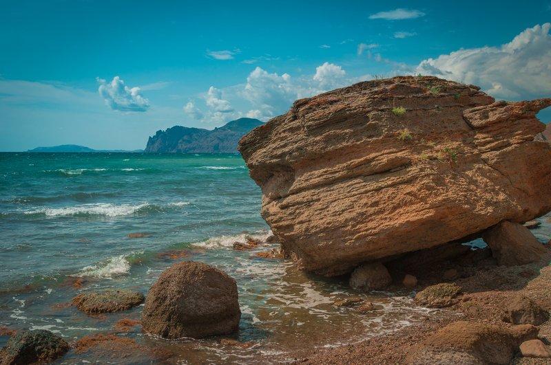 Днем у моряphoto preview