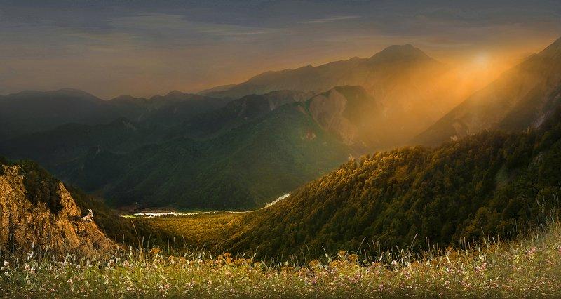 На Кавказе..photo preview