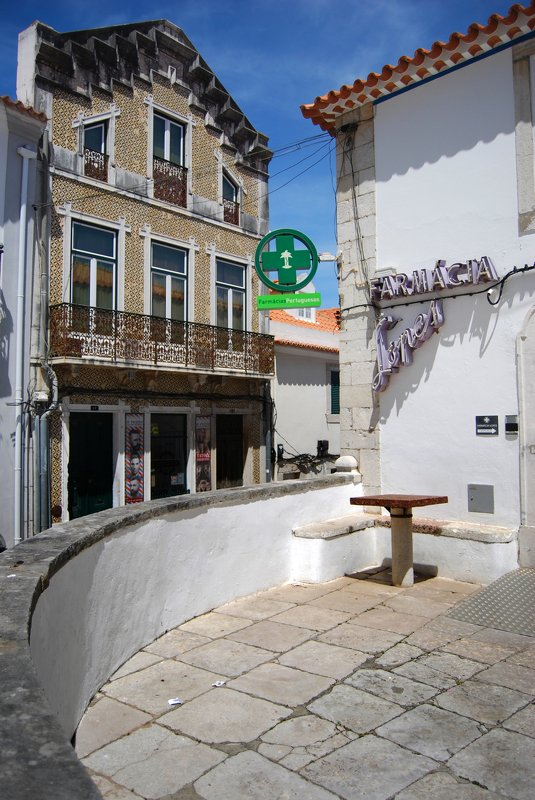 Street/Reportage, Travel, Sesimbra Pharmacy photo preview