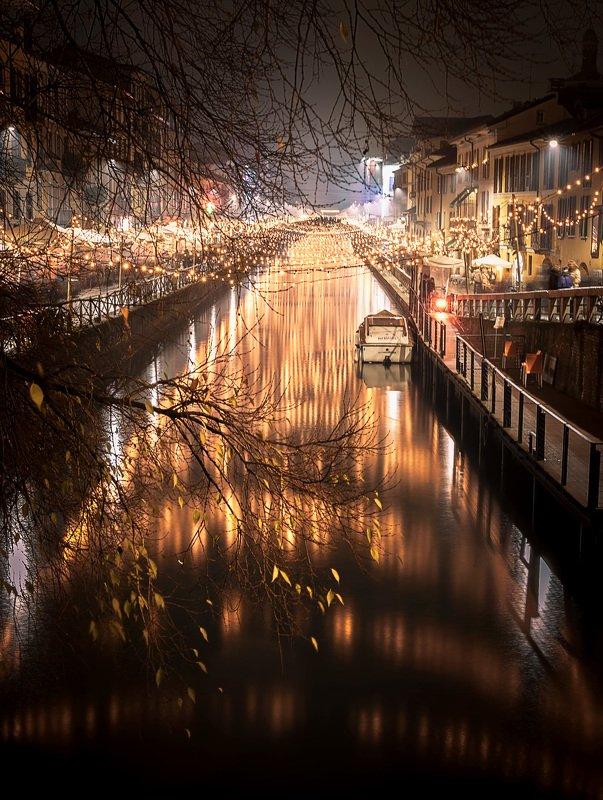 #street #Milan #urban Рождество в Миланеphoto preview
