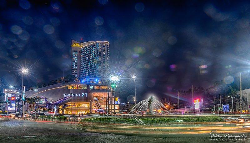 Цвет ночных городов...photo preview