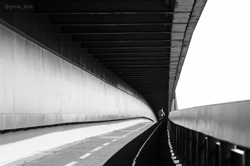 architecture, bratislava, slovakia, bridge, lines, 002photo preview