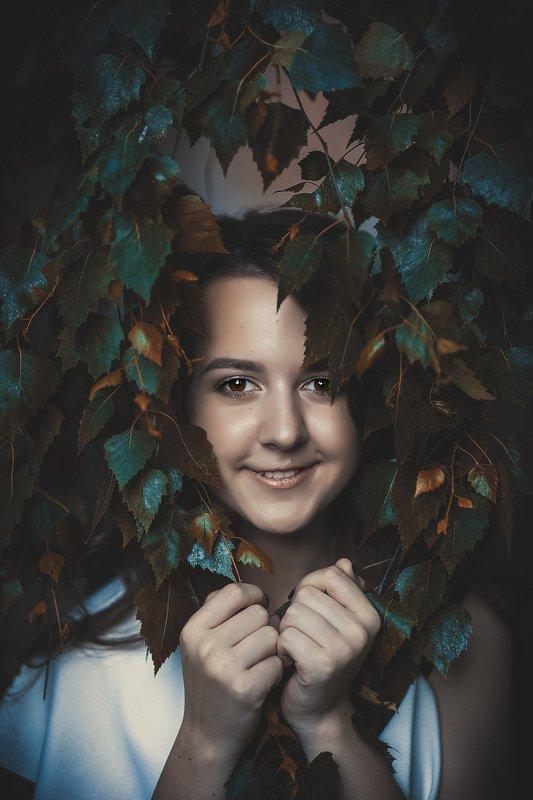 девушка, парк, лето, портрет, woman, girl, park, beautiful, pomoleyko, помолейко, красота, красотка, молодость Молодо-зеленоphoto preview
