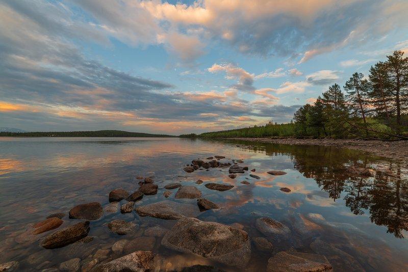 север, кольский, хибины, заполярье, имандра, Имандра.photo preview