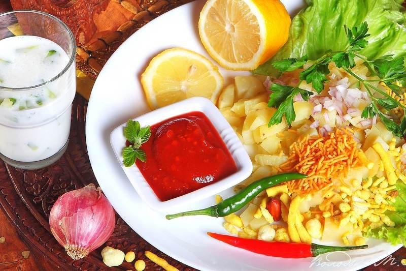 Блюда индийской кухниphoto preview