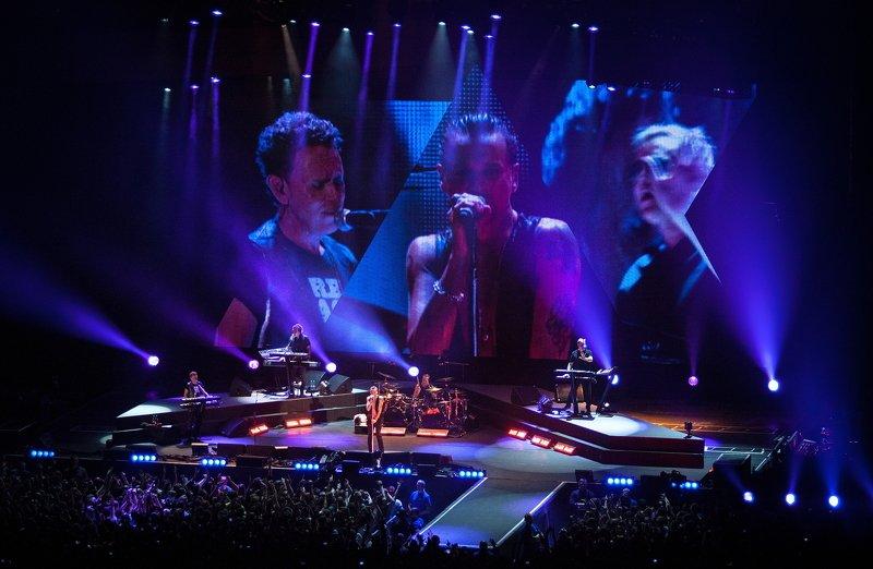 скк, звезды, концерт, музыка, сцена, шоу depeche modephoto preview