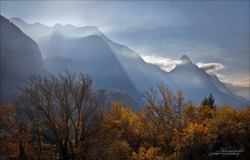 доломиты, доломитовые альпы Доломитыphoto preview