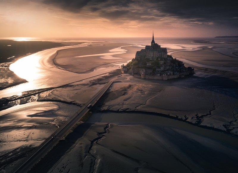 Le Mont Saint Michel фото превью